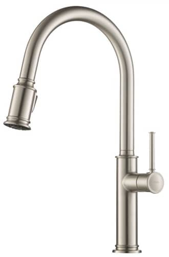 Kraus Sellette Kitchen Faucet (KPF-1680SFS)