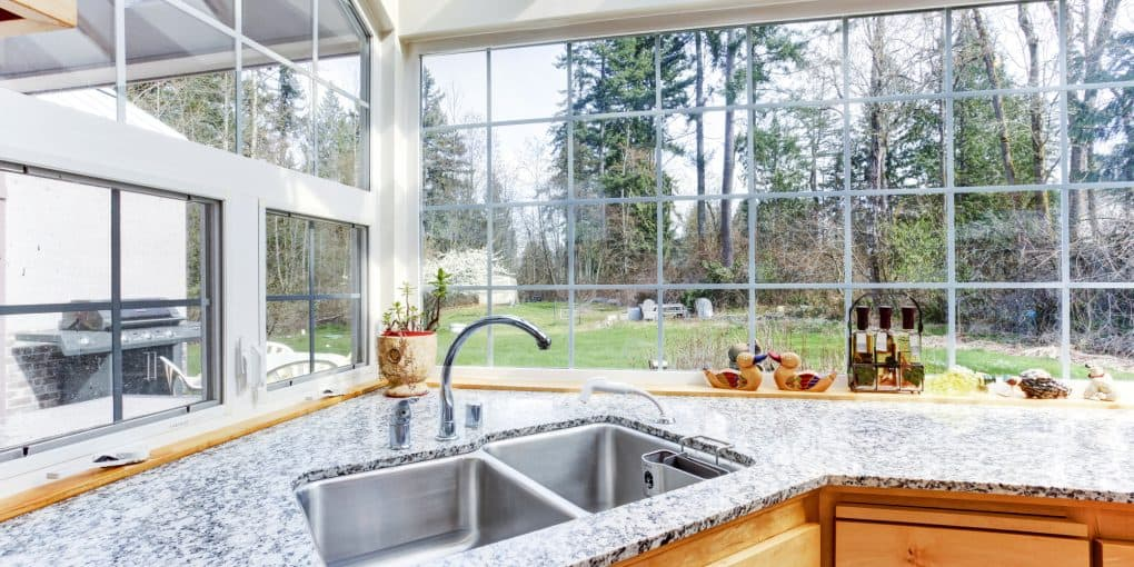 What To Do With Space Behind Corner Kitchen Sink