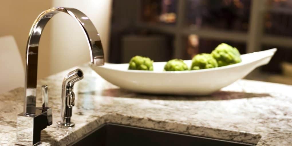 How Far Should Faucet Extend Into Sink