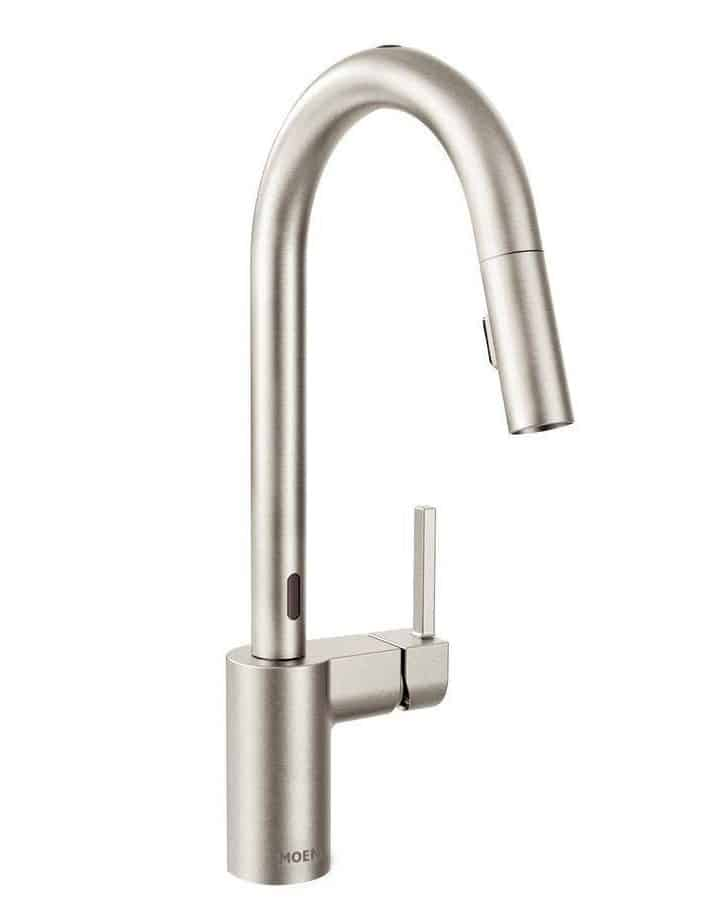 Moen Align Motionsense Touchless Kitchen Faucet