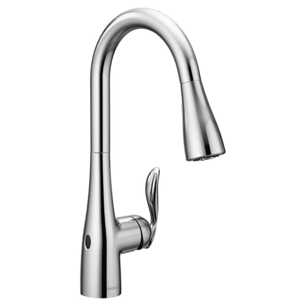 Moen Arbor Motionsense Touchless Kitchen Faucet