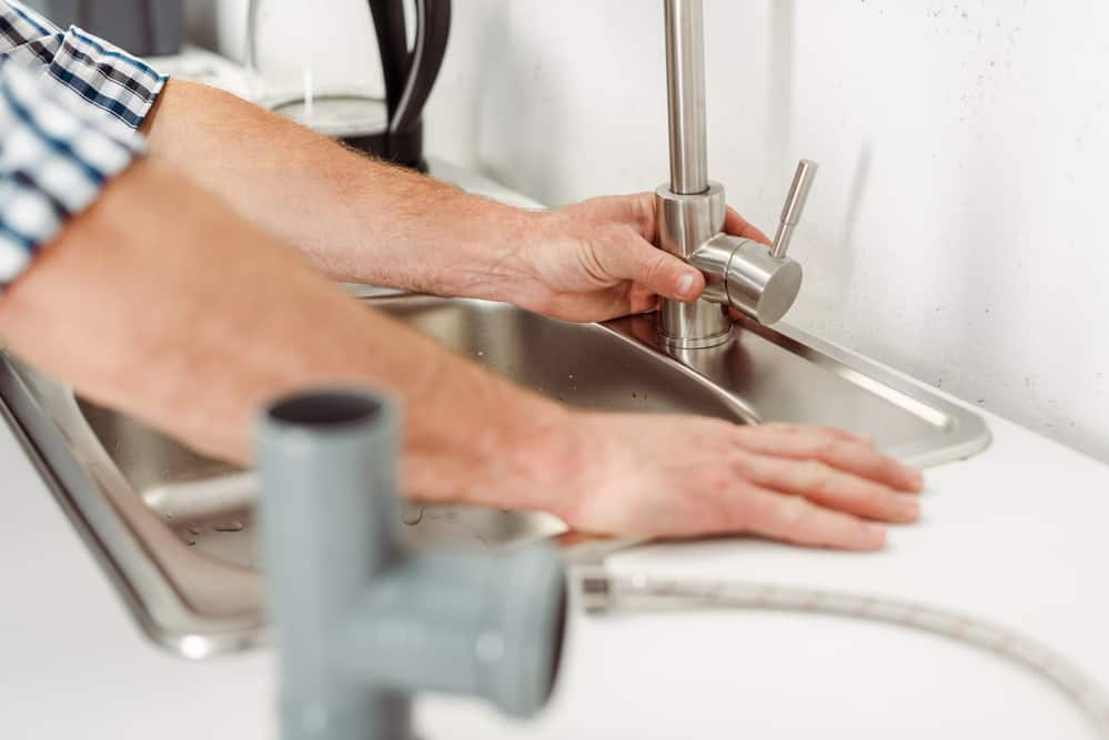 Top Mount Sink Installation