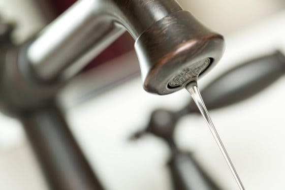 Why Would Water Pressure be Low in Just One Faucet