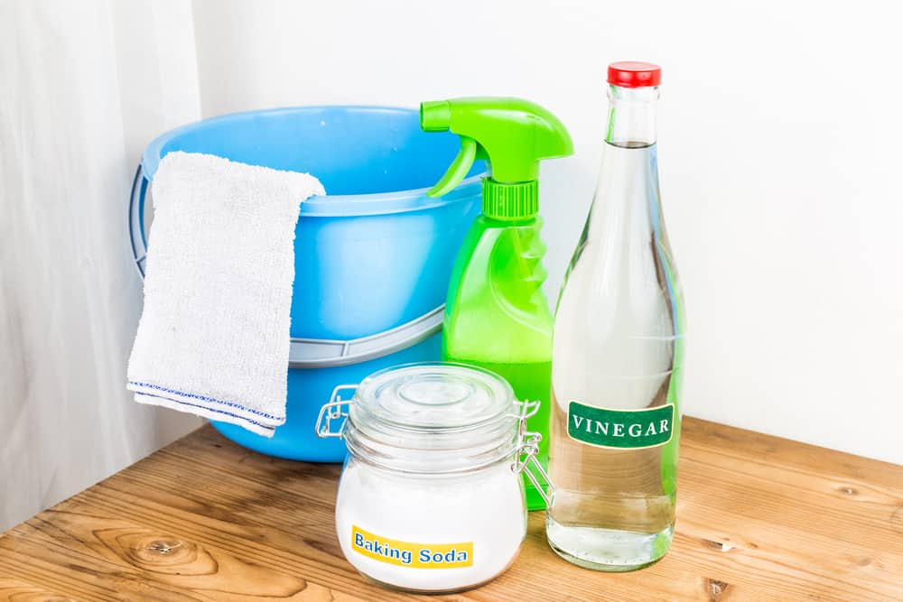Will Baking Soda And Vinegar Remove Hard Water Stains