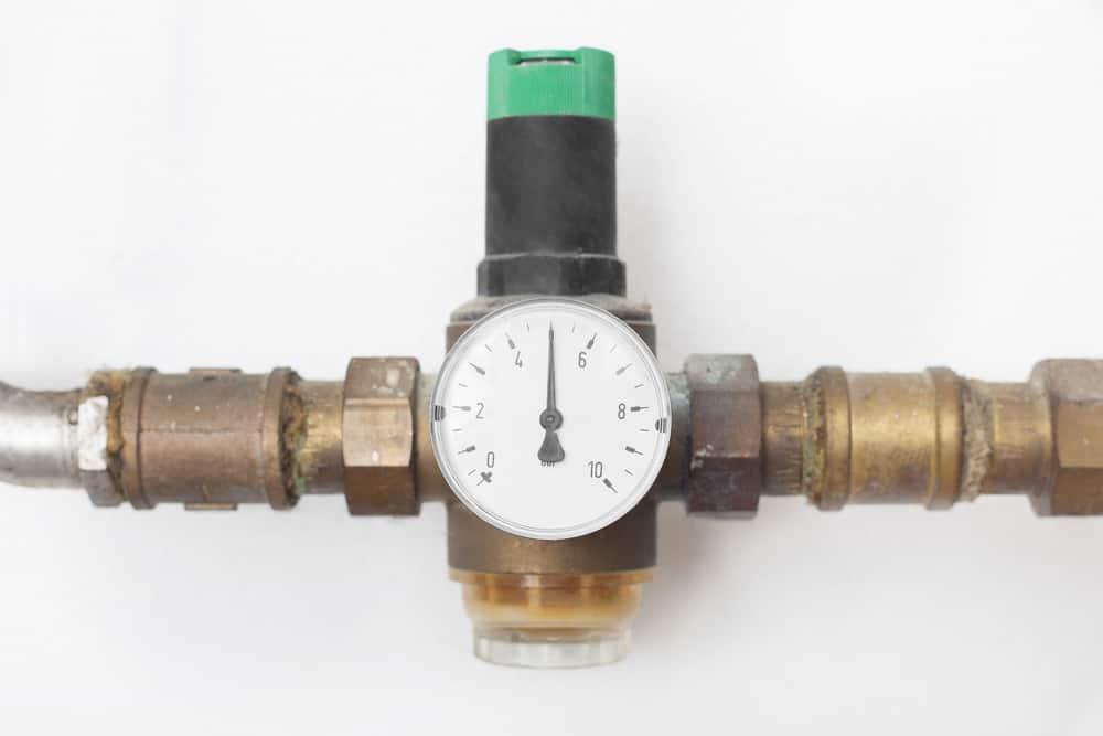 Check The Pressure Regulator Valve (PRV)
